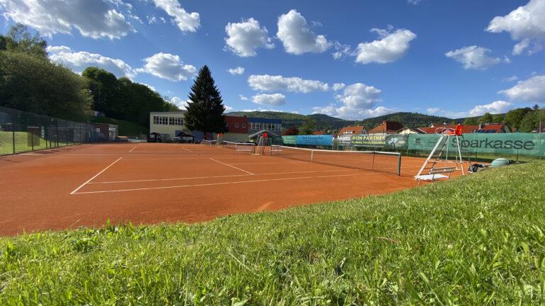 Read more about the article Willkommen beim Tennisclub im TSV Zella-Mehlis